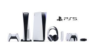 PlayStation 5 mit Zubehör©Sony