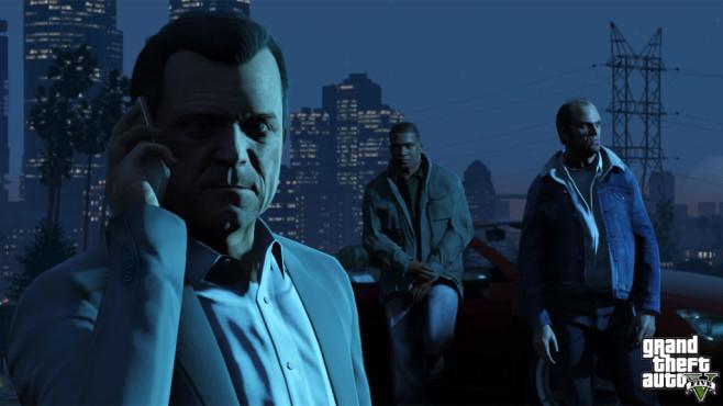 GTA 5: Verkaufszahlen©Rockstar Games