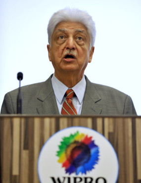 Azim Premji © MANJUNATH KIRAN - Getty Images