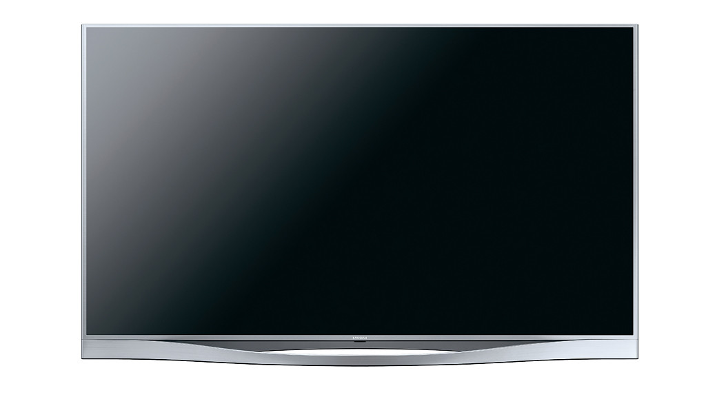 Test flachbildfernseher samsung ue55f8590 audio video - Flachbildfernseher wandmontage ...