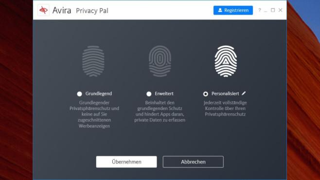 Avira Privacy Pal: Verräterische Spuren löschen ©COMPUTER BILD