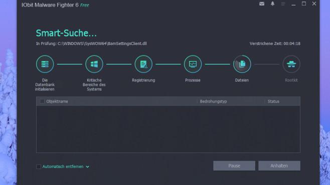 Iobit Malware Fighter: Vorbeugen und nachbessern ©COMPUTER BILD