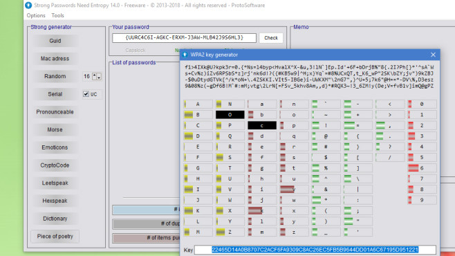 Strong Passwords Need Entropy (SPNE): Sichere Passwörter generieren ©COMPUTER BILD