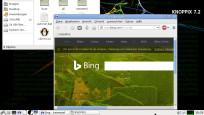 Knoopix: Live-System mit Browser-Schutz©COMPUTER BILD