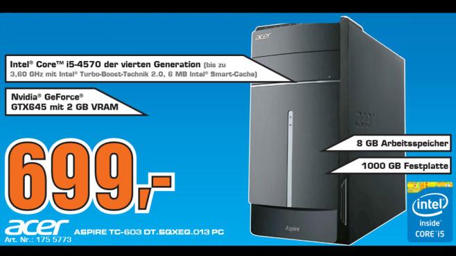 Acer Aspire RC-603 DT.SQXEG.013 ©Saturn