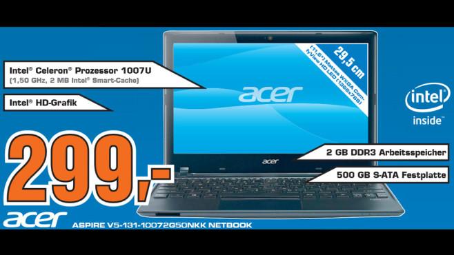 Acer Aspire V5-131-10072G50nkk ©Saturn