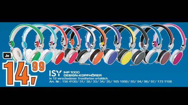 Isy IHP 1000 ©Saturn