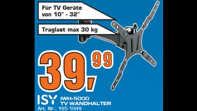 Isy IWH-5000 ©Saturn