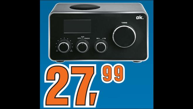 Ok. OWR 220 Radio ©Saturn