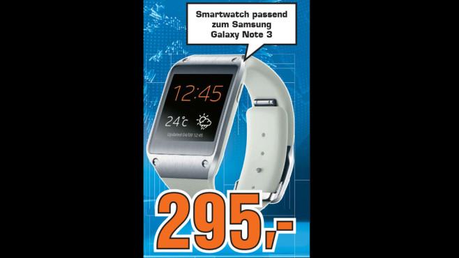 Samsung Galaxy Gear ©Saturn