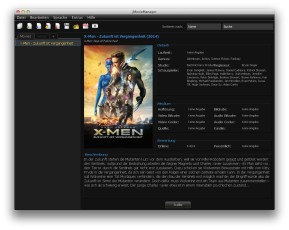 jMovieManager (Mac)