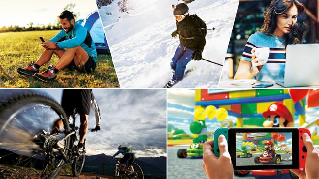 Akku-Packs im Test©iStock dardespot, Dolomites, Onfokus, Petar Chernaev, Nintendo