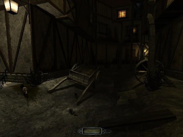 Screenshot 1 - The Dark Mod: Thief