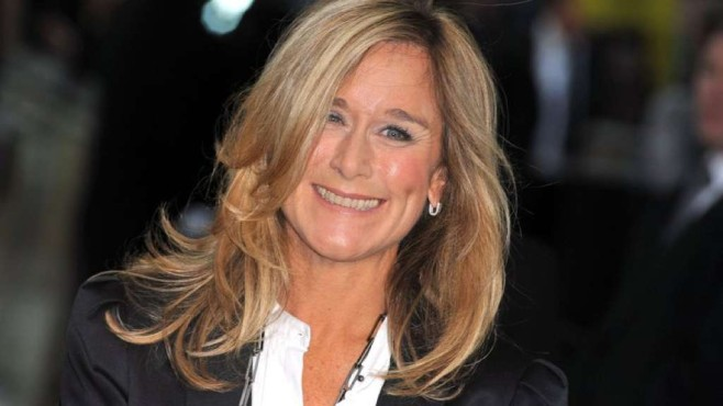 Burberry-Managerin Angela Ahrendts © dpa