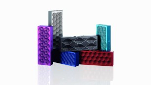 Keine Legosteine, sondern die Mini Jambox©Jambox