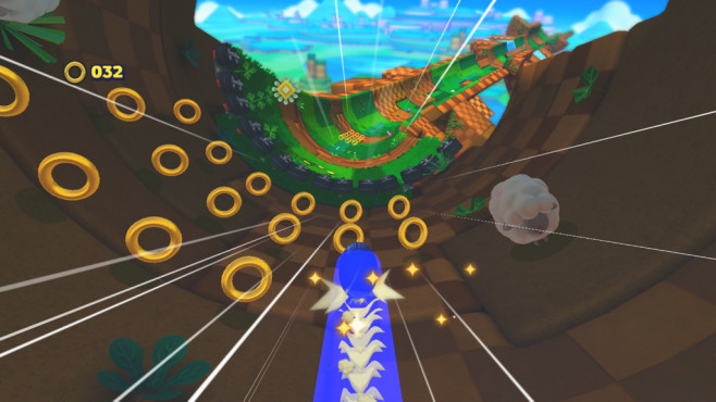 Sonic Lost World © Sega