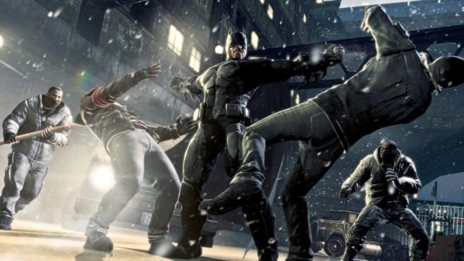Batman – Arkham Origins©Warner Bros. Games