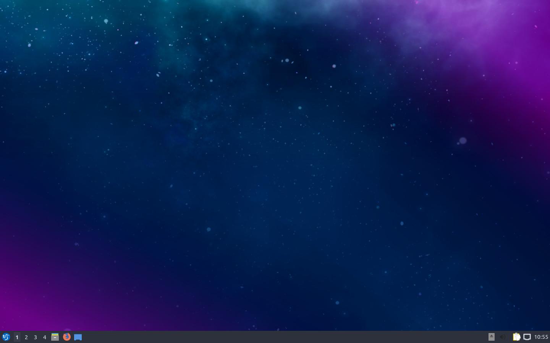 Screenshot 1 - Lubuntu (32 Bit)