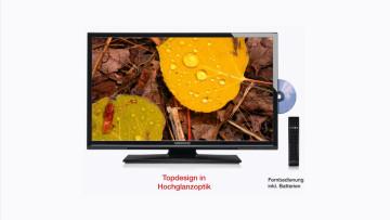 Fernseher: Medion Life P12148 (MD 20067), erhältlich bei Aldi Nord ©Aldi Nord