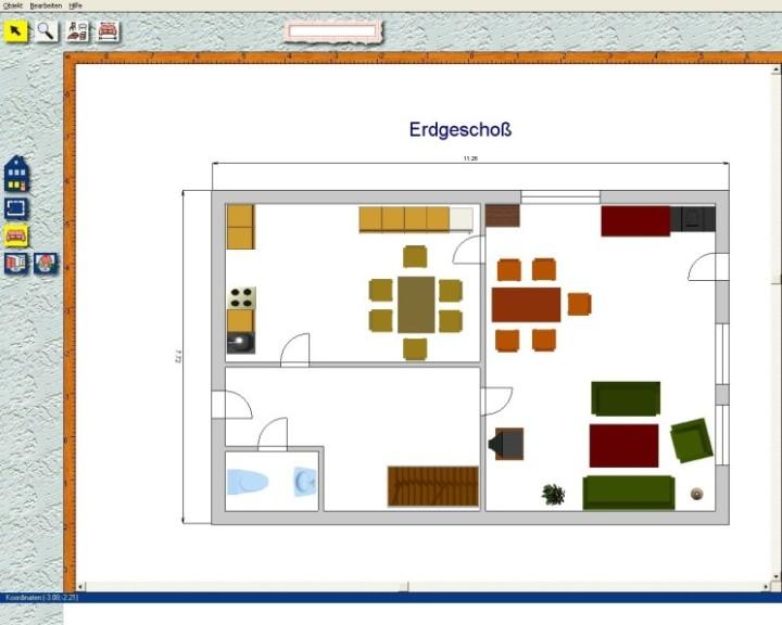 Einrichtungsplaner  Der Einrichtungsplaner 1.01 - Download - COMPUTER BILD