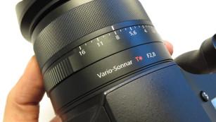 Sony Cyber-shot DSC-RX10©COMPUTER BILD