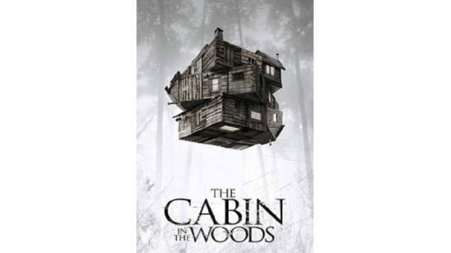 The Cabin in the Woods Cover ©Universum Film