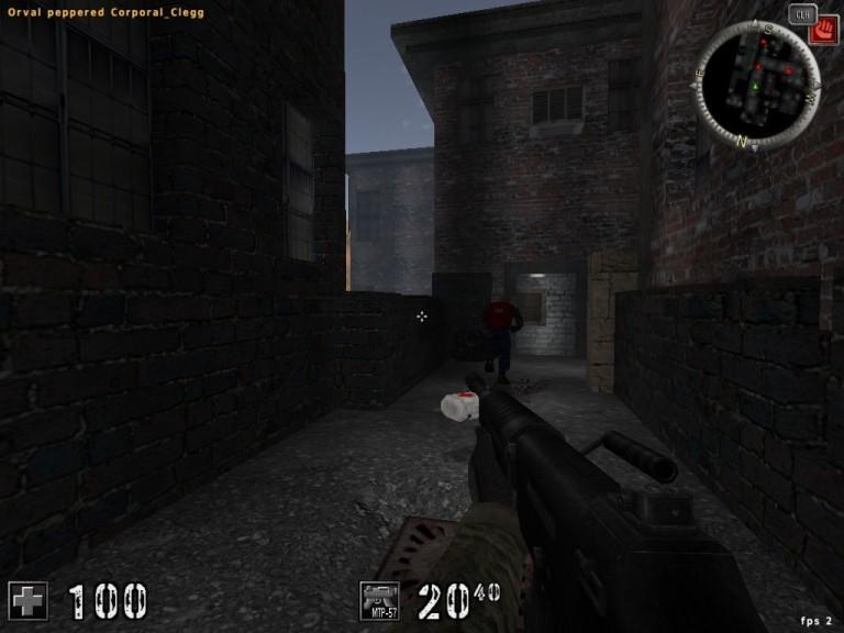 Screenshot 1 - AssaultCube Portable