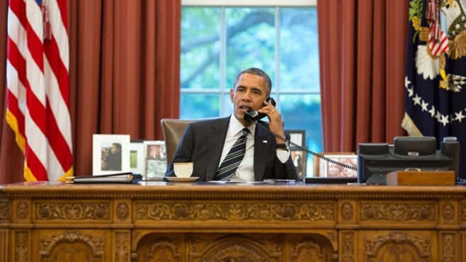 US-Präsident Barack Obama©Official White House Photo by Pete Souza