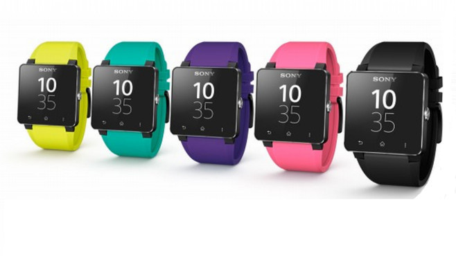 Sony SmartWatch 2 SW2 © Sony