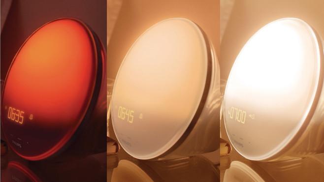 Philips Wake-up Light HF3550©Philips