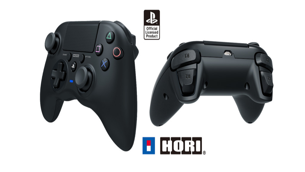 PS4-Controller: Neues offizielles Onyx-Gamepad im Xbox-Design