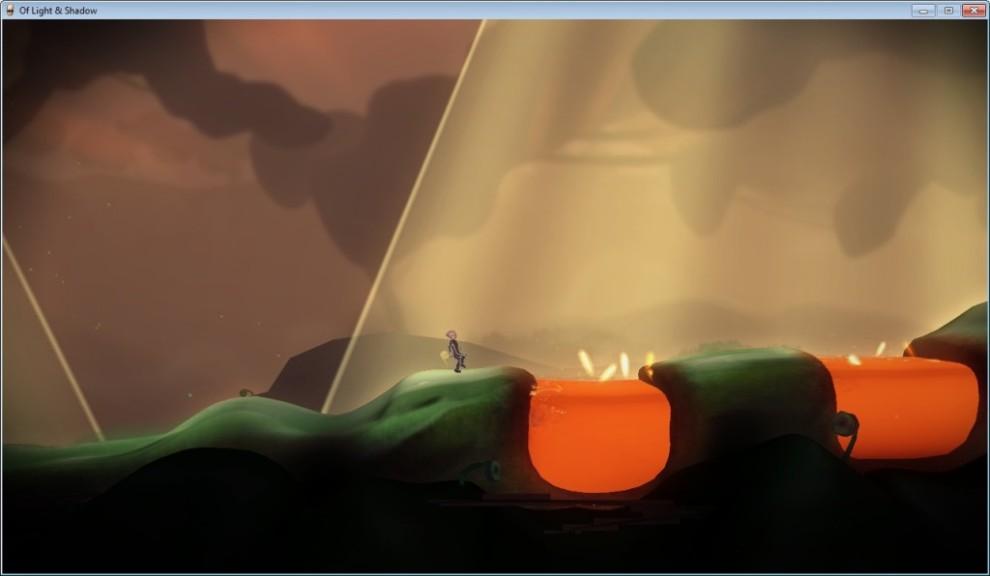 Screenshot 1 - Of Light and Shadow