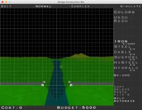 Bridge Construction Set (Mac)