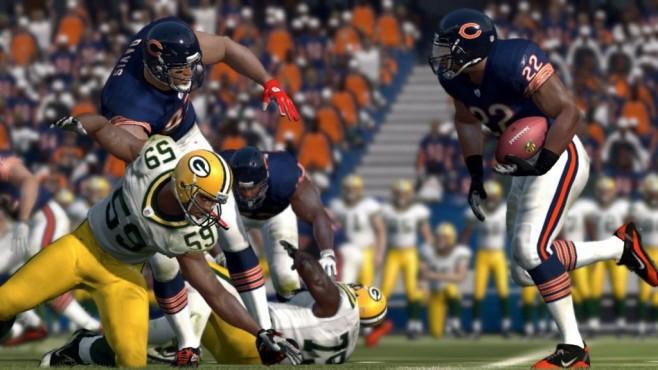 Madden NFL 25 ©Electronic Arts