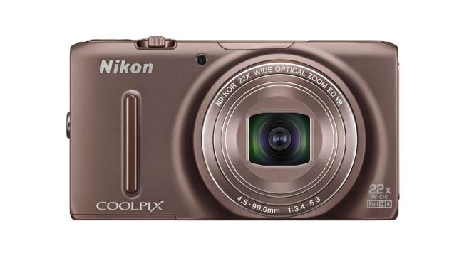 Nikon Coolppix S9500©Nikon