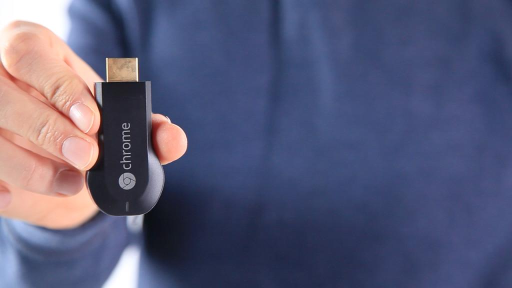 google chromecast unboxing des streaming sticks. Black Bedroom Furniture Sets. Home Design Ideas