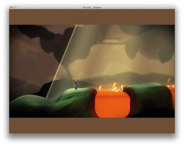 Screenshot 1 - Of Light and Shadow (Mac)