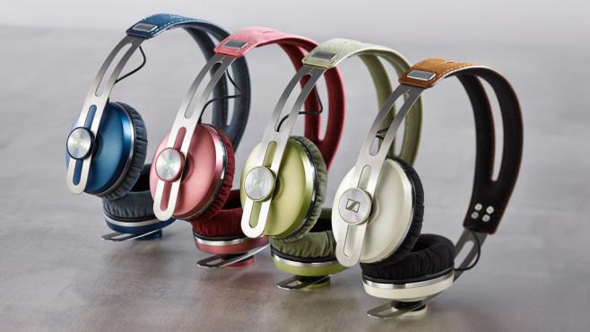 Sennheiser Momentum On-Ear©Sennheiser electronic GmbH & Co. KG, www.sennheiser.com