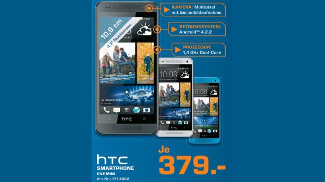 HTC One mini ©Saturn
