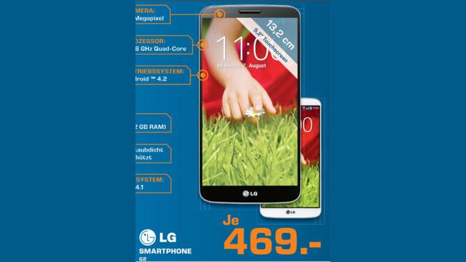 LG G2 ©Saturn