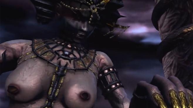 Dante's Inferno: Brüste ©EA