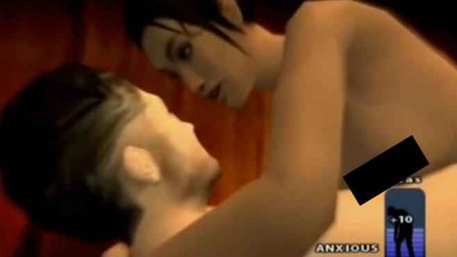 Fahrenheit: Sex ©Atari