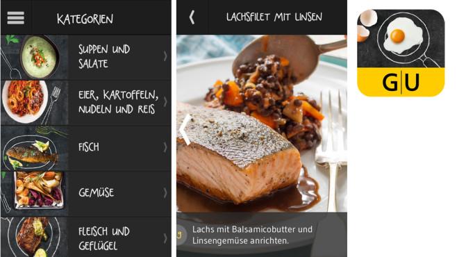 Kochen nach Bildern ©Gräfe und Unzer Verlag
