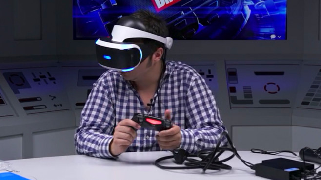 PlayStation VR © COMPUTER BILD