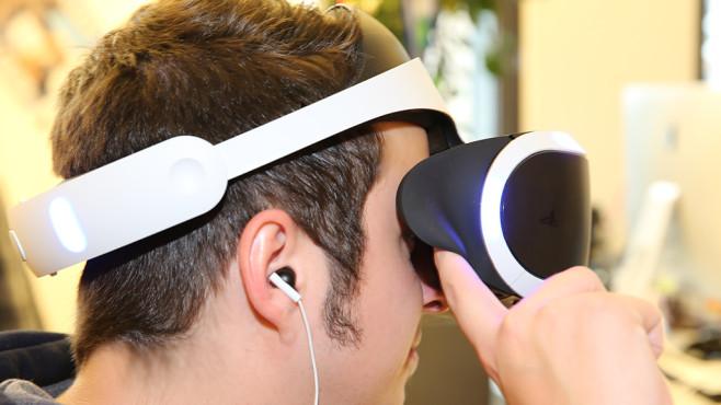 PlayStation VR: Revolution oder Elektro-Schrott? Sonys VR-Brille im Test! XXX©COMPUTER BILD