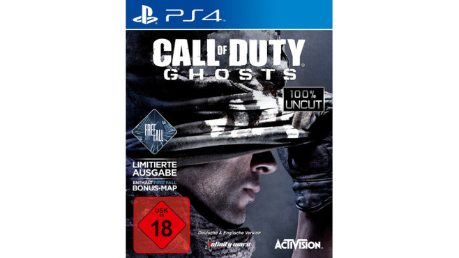 Call of Duty – Ghosts (Free Fall Edition) ©Amazon