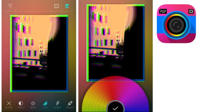 Popkick – Colorful Camera ©Pixabi LLC