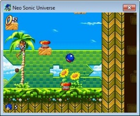 Neo Sonic Universe