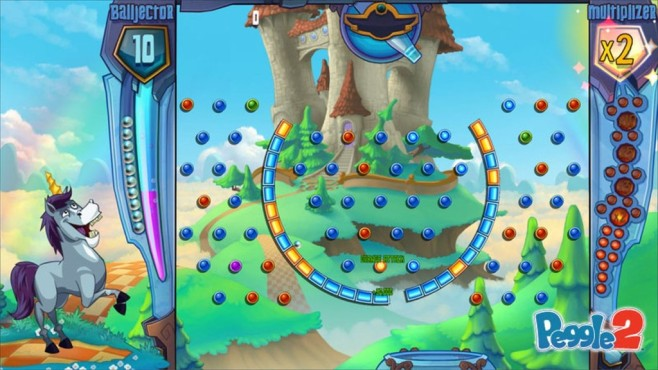 Peggle 2 © Electronic Arts