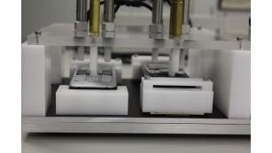 Siemens Belastungstest für Tasten©COMPUTER BILD/HTV